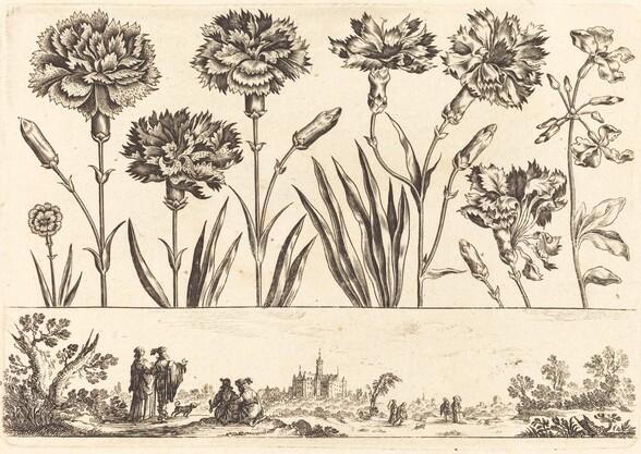 Flower Print no.9