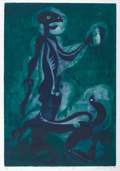 Perseus Beheading Medusa, VII