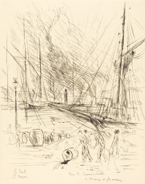 Le Port, St.-Tropez