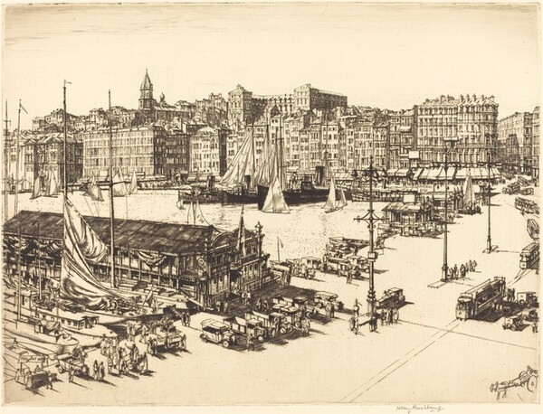 Old Port, Marseilles