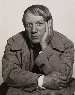 Man Ray, Pablo Picasso, 19321932