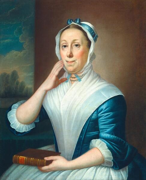 Mary Cuthbert (Mrs. James Cuthbert) (?)