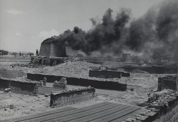 La quema (The kiln)