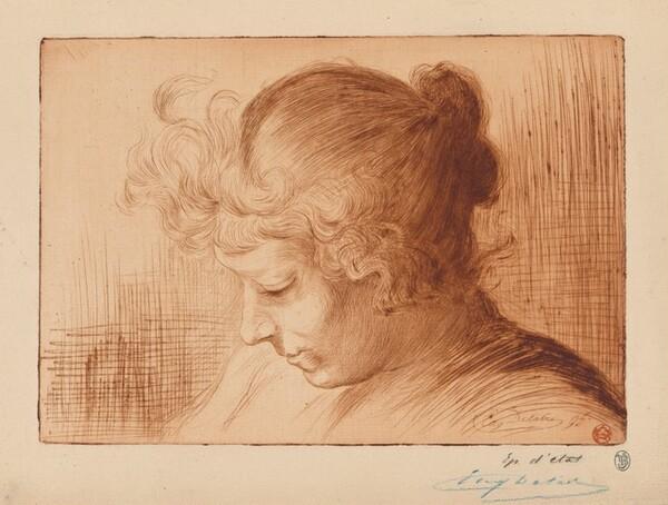 Portrait of Madame Delâtre