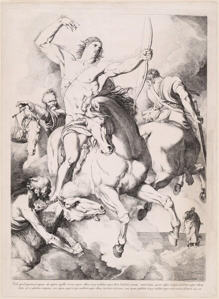 Vidi, quod aperuisset agnus... (The Four Horsemen of the Apocalypse)