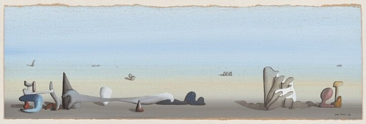 Yves Tanguy, Untitled, 19361936