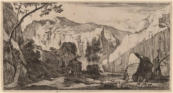 Rocky Landscape: pl.2