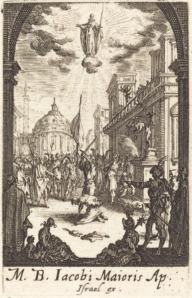 The Martyrdom of Saint James Major