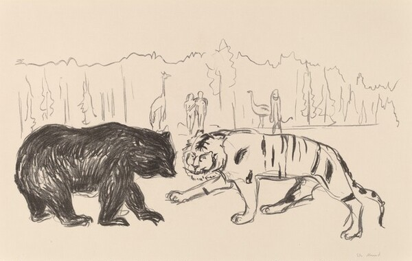 Tiger and the Bear
