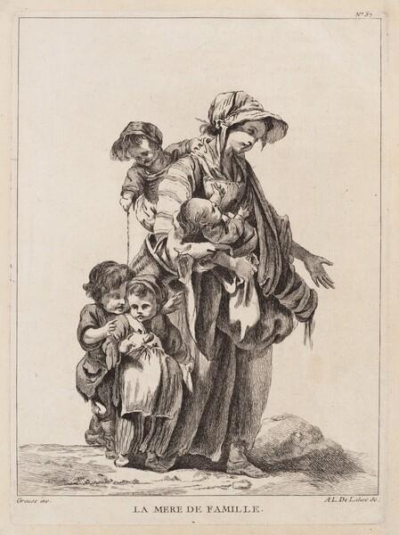 La Mère de famille (The Mother of the Family)