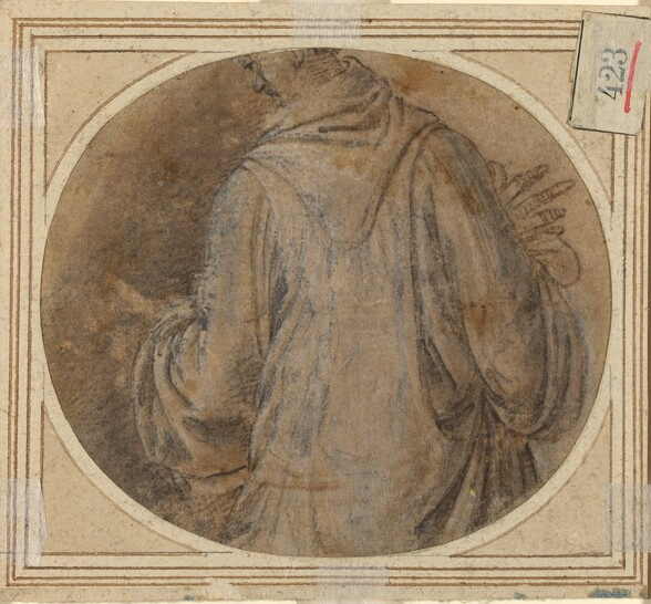 A Monk [verso]
