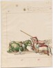 Freydal, The Book of Jousts and Tournaments of Emperor Maximilian I: Combats on Horseback (Jousts)(Volume I): Plate 55