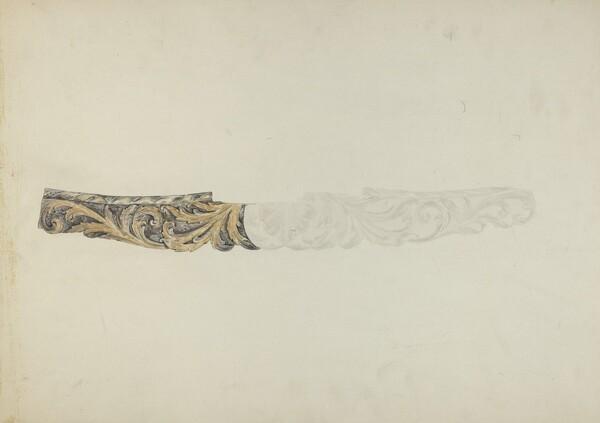 Stern Piece from Henrietta Francis