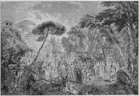 La Mariee de Village (The Village Bride)