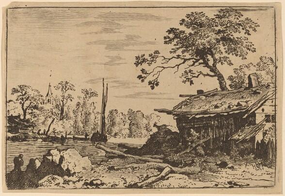 Ruinous Hut