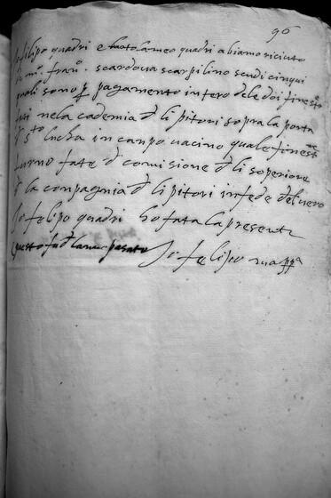 ASR, TNC, uff. 11, 1596, pt. 2, Vol. 38, fol. 96r