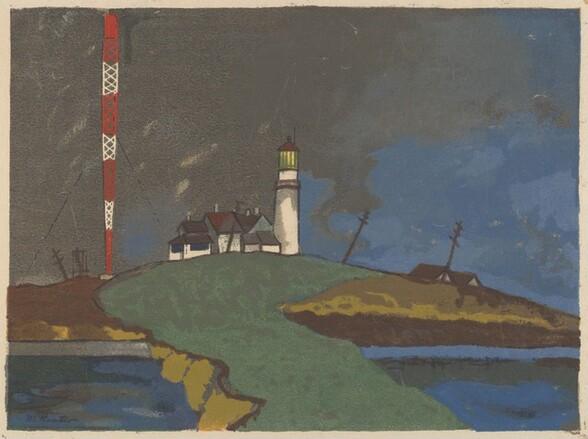 Lighthouse, Cape Cod