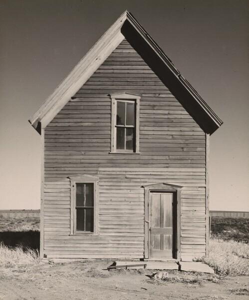 Farmhouse near McCook, Nebraska