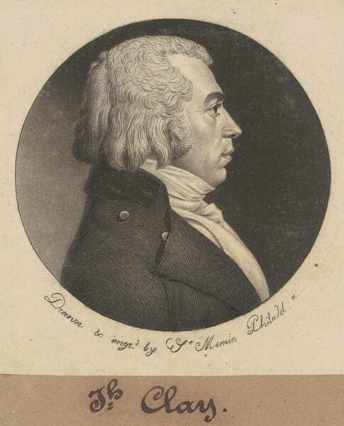 Joseph Clay