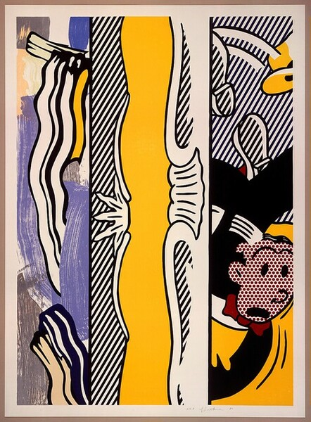 Two Paintings: Dagwood