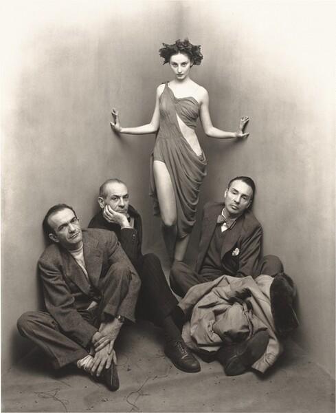 Ballet Society, New York