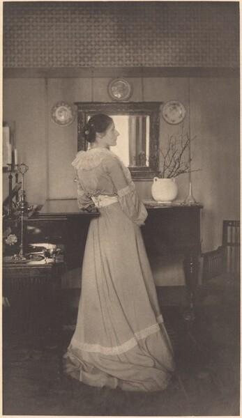 Portrait of Mrs. C.