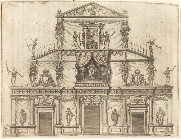 Facade of San Lorenzo, Florence
