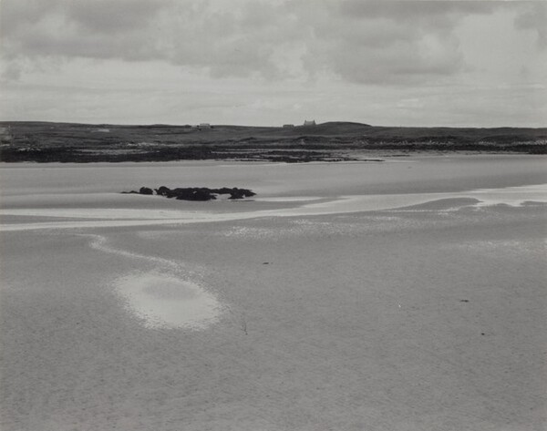 Tide Going Out, South Uist, Hebrides