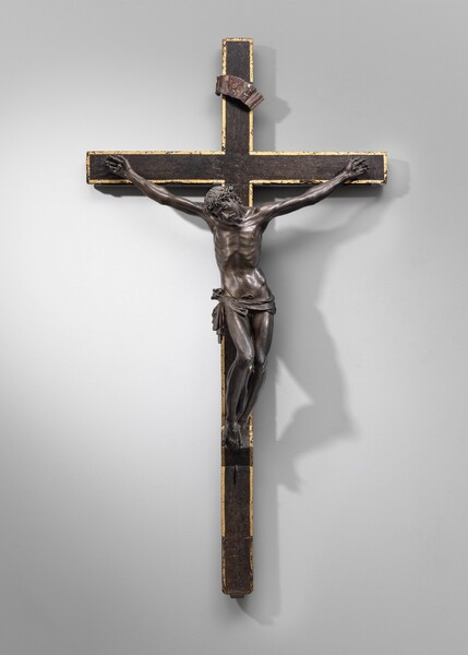 The Pistoia Crucifix