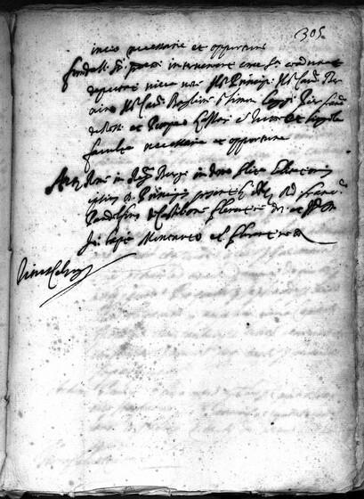 ASR, TNC, uff. 15, 1632, pt. 1, vol. 131, fol. 305r
