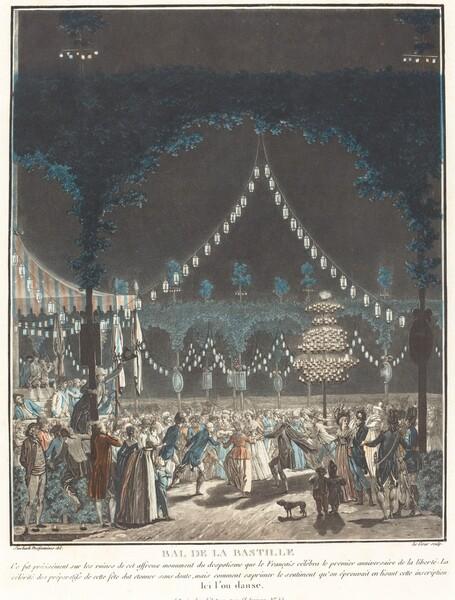 Bal de la Bastille