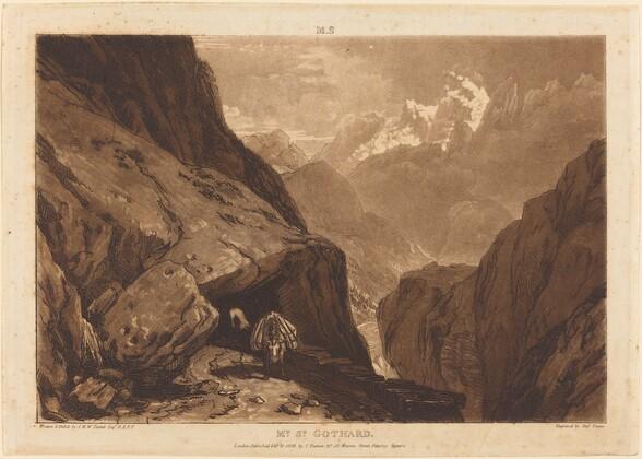 Mt. Saint Gothard