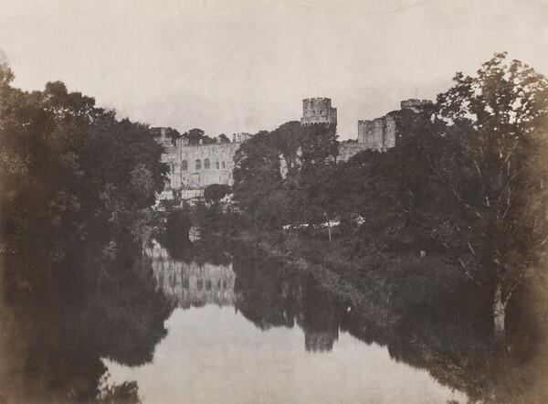 Warwick Castle on the River Avon