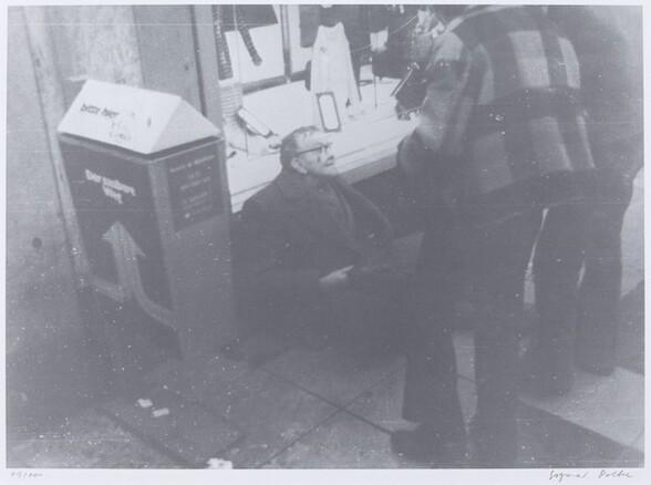 Cologne Beggars I (Kölner Bettler I)