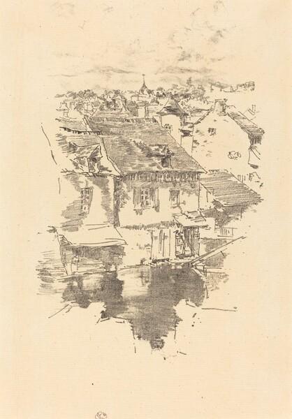Vitré: The Canal