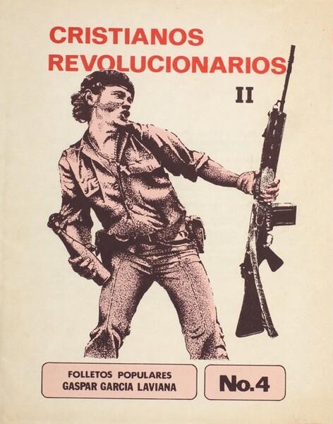 Catholic Church publication, Nicaragua, 1980