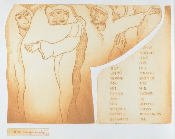 Joseph and His Brothers XIX