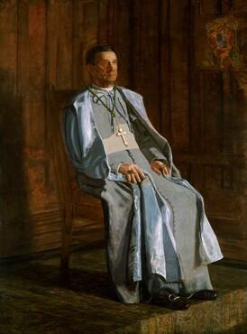 Thomas Eakins, Archbishop Diomede Falconio, 19051905