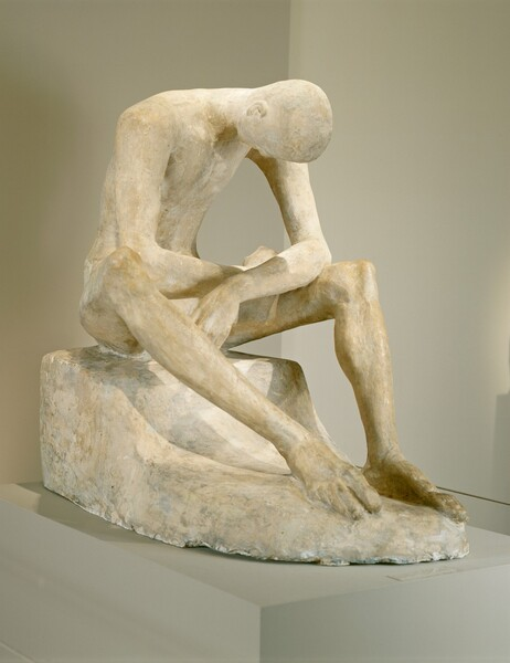 Seated Youth