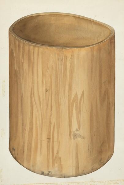 Flour Barrel
