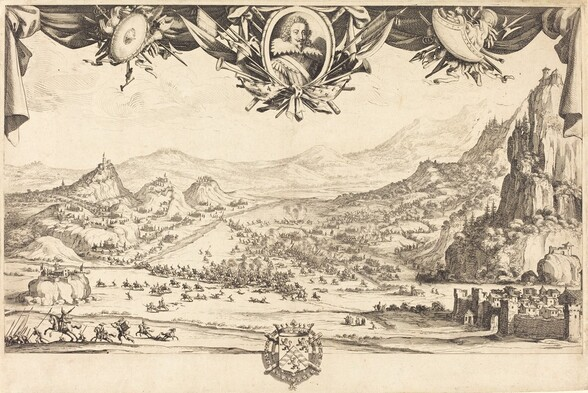 The Combat of Avigliana