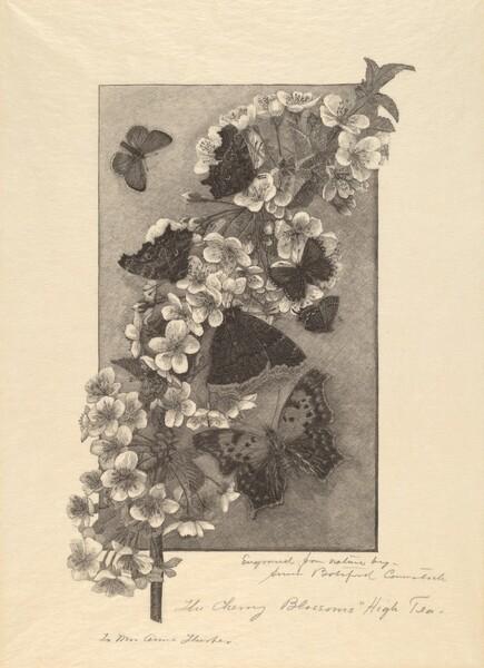 The Cherry Blossoms - High Tea
