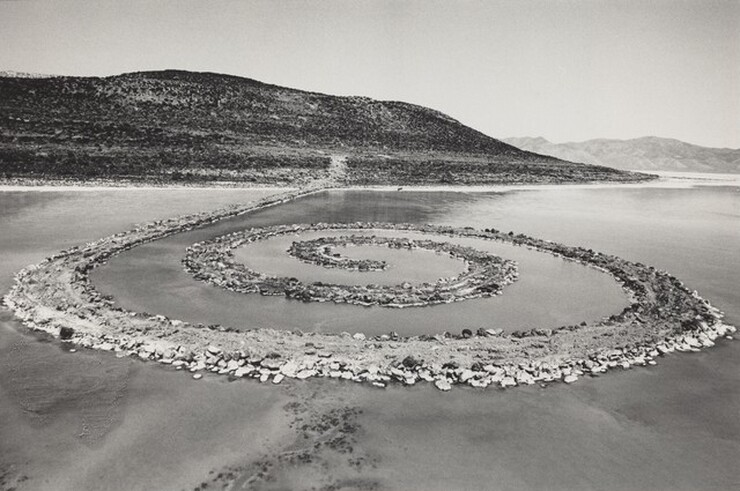 Robert Smithson, Gianfranco Gorgoni, Untitled, 19701970