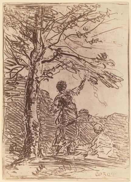 Young Woman and Death (La Jeune Fille et la Mort)