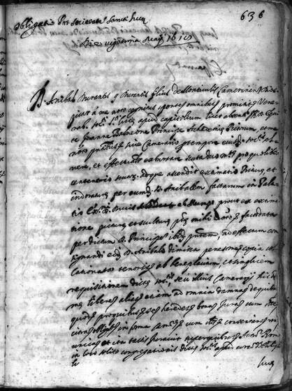 ASR, TNC, uff. 15, 1618, pt. 2, vol. 76, fol. 636r