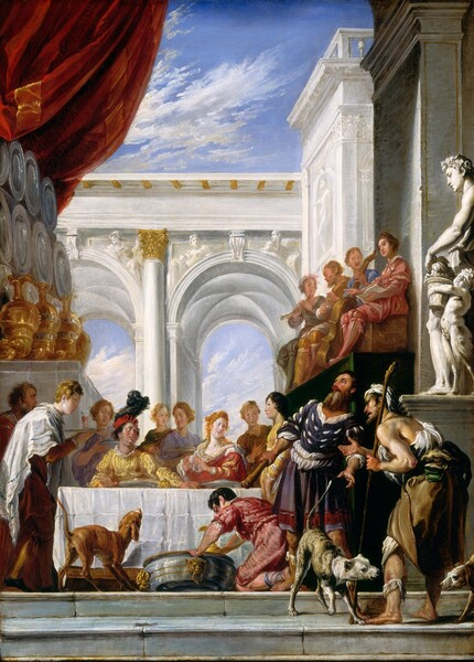 The Parable of Lazarus and the Rich Man