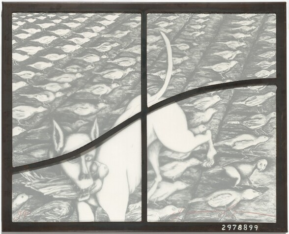 Berlin Dream with Steel Window Frame