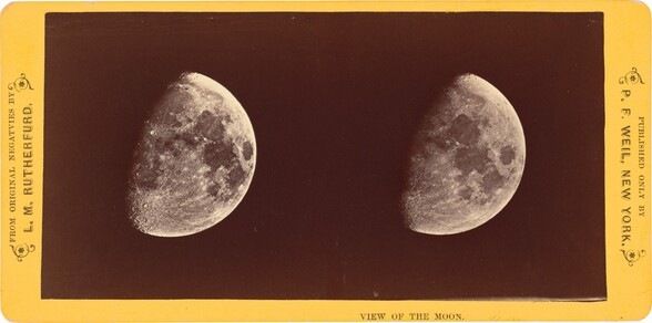 View of the Moon