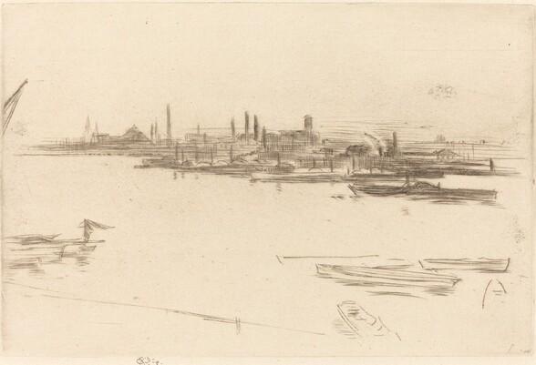 Battersea: Dawn