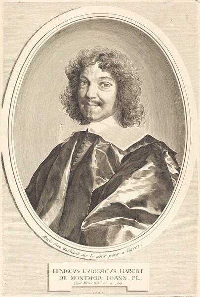 Henri-Louis Habert de Montmor